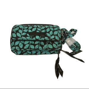 Disney Vera Bradley Crossbody wallet & Wristlet